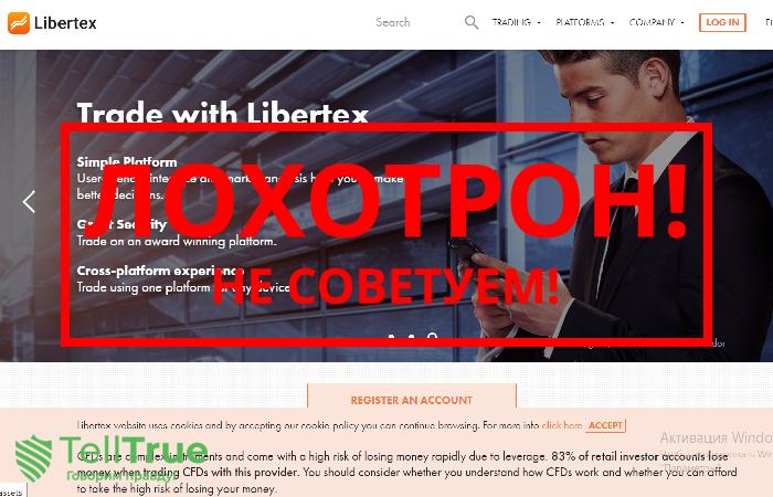 Libertex – отзывы