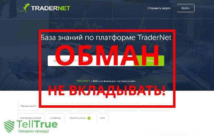 Tradernet – отзывы