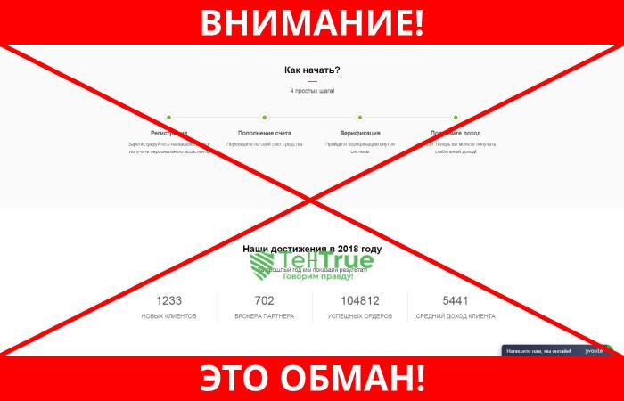 Globalline LTD обман