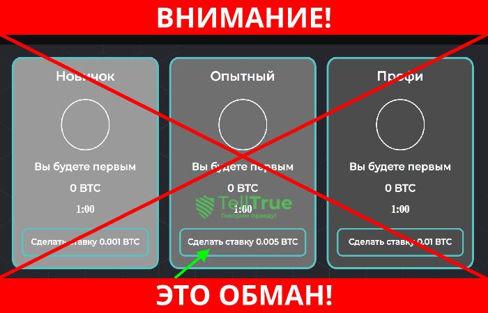 Cryptodrive обман