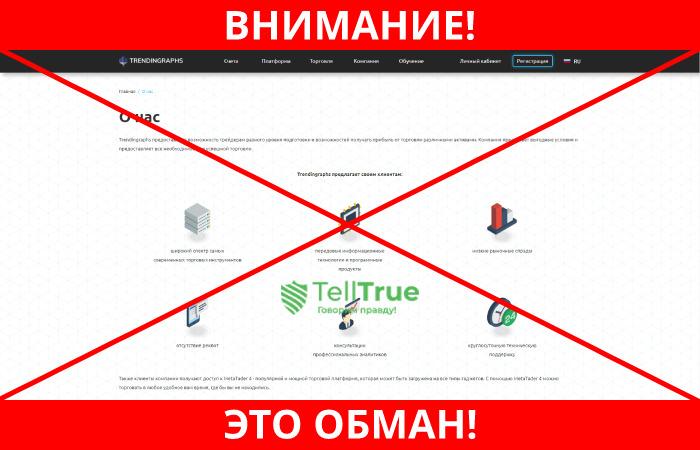 TrendinGraphs обман