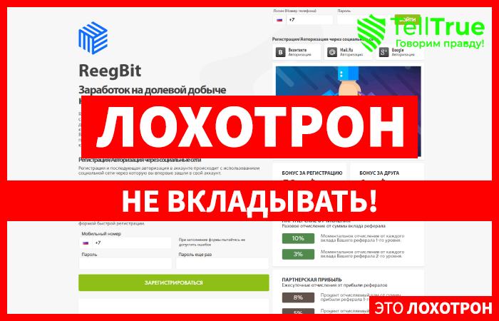 ReegBit – отзывы