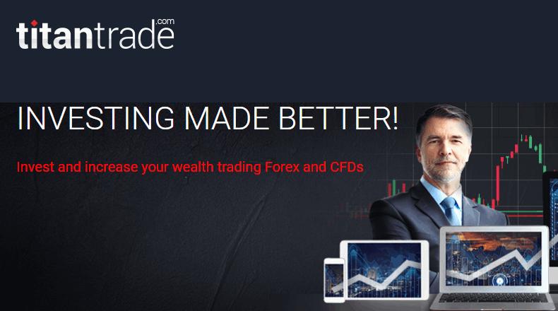 Titan Trade регистрация