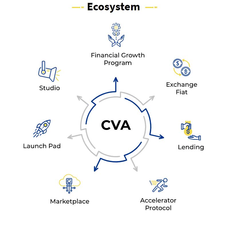 информация Crypto Village Accelerator