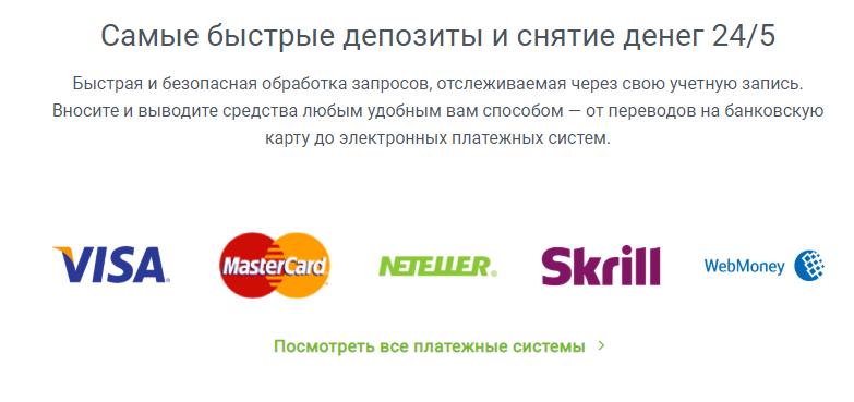 Dellytrade платежные системы