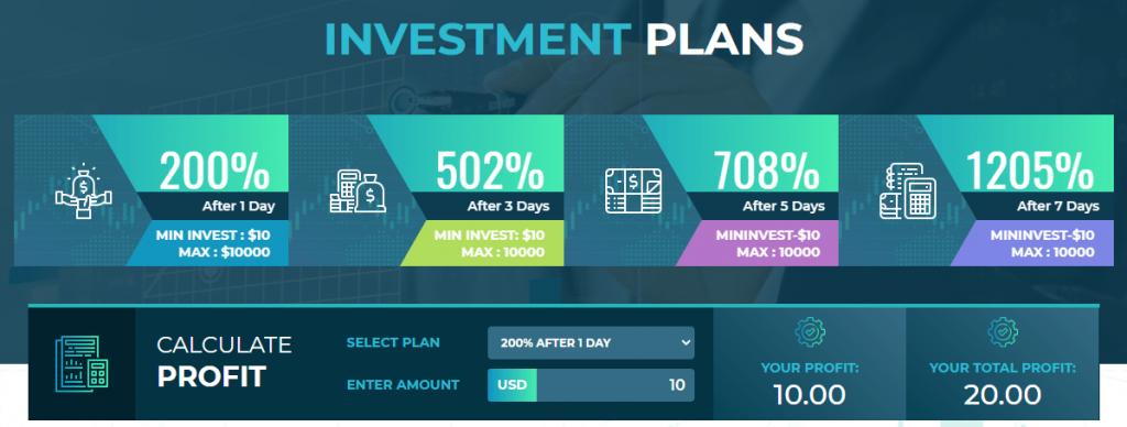 Ensbitco инвестиционные планы