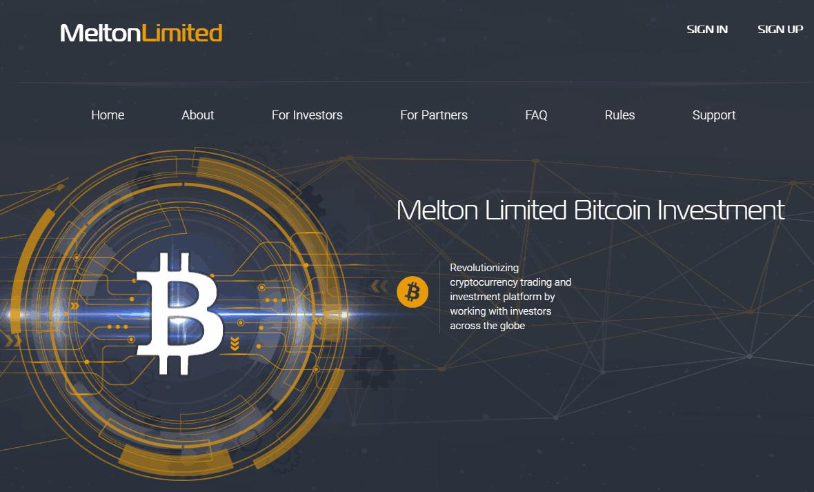Melton Limited сайт компании