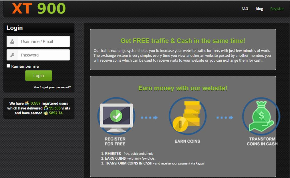 Xtraffic900 сайт компании