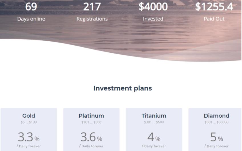 ArcticOilGroup – интерфейс