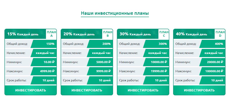BARSKY инвестиционные планы