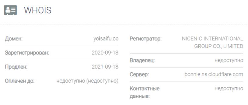 YoiSaifu - основные данные