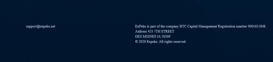 Expeke - почта