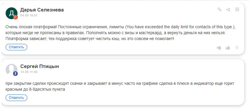 Deriv - отзывы