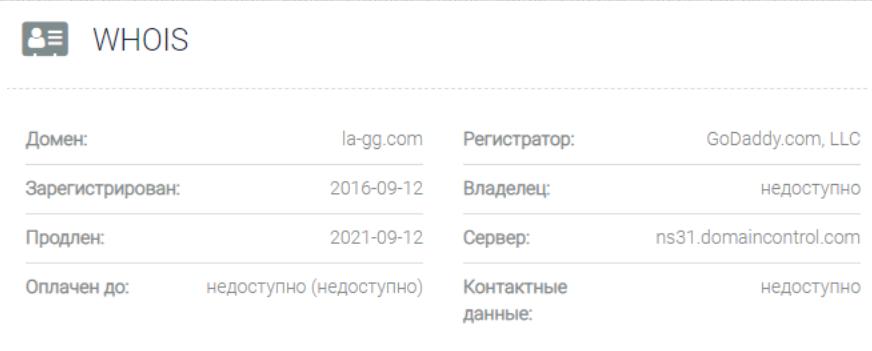 L'aggregation Company - основная информация