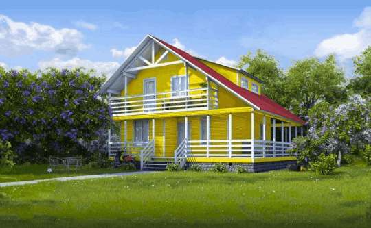 Покупка недвижимости в загородной зоне