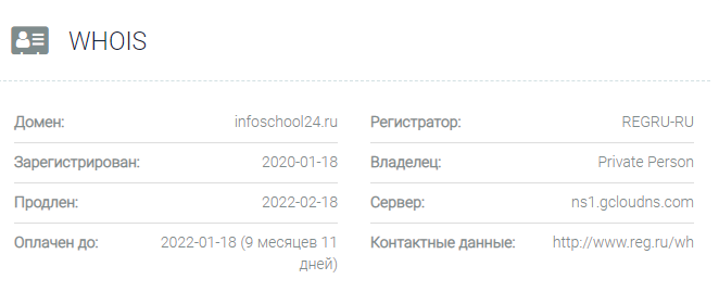 Курс по заработку Игоря Крестинина - домен