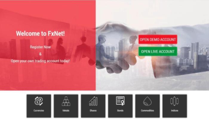FxNet обзор