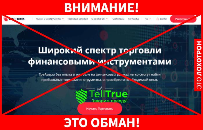 Bitofbites - предупреждение обмана