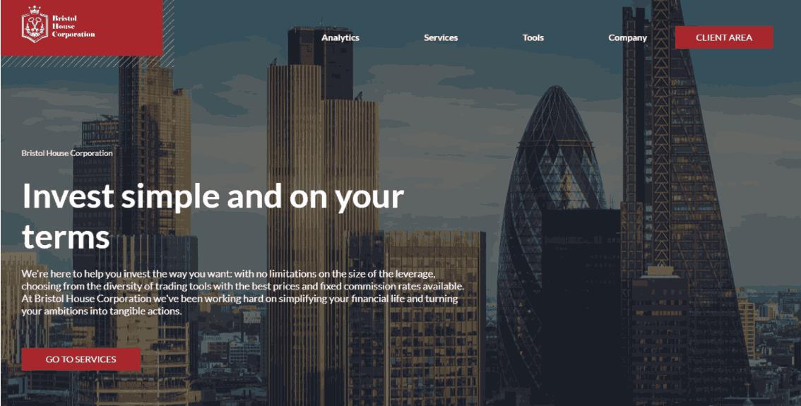 Bristolcorp сайт
