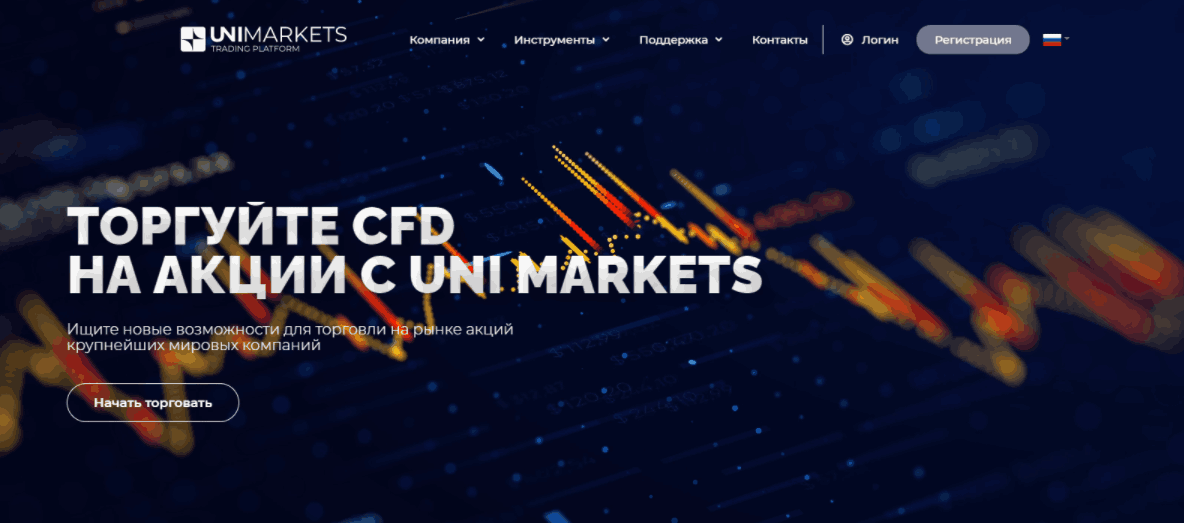 Uni-Markets сайт компании
