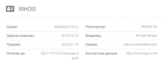 домен Кардитонус
