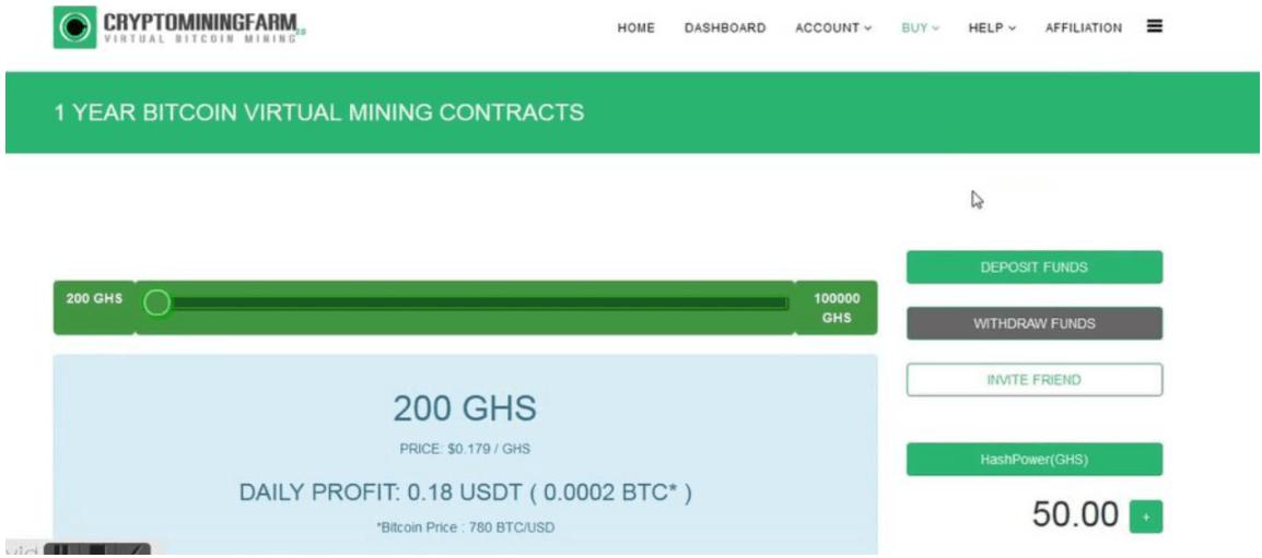предложения CryptoMining Farm
