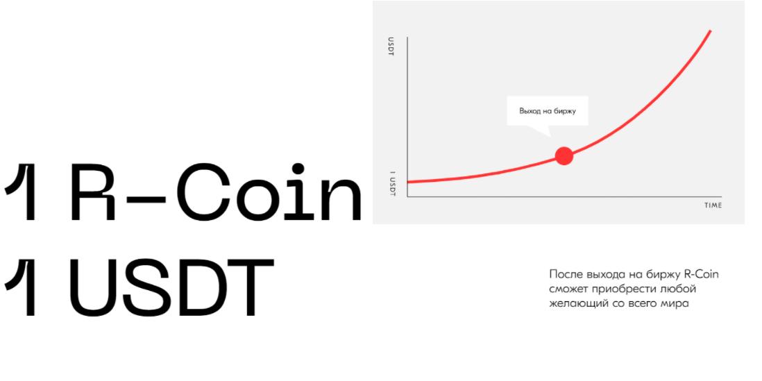 платежная валюта R-Coin