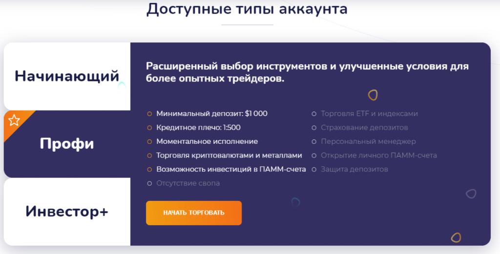 аккаунты Zetta Fund