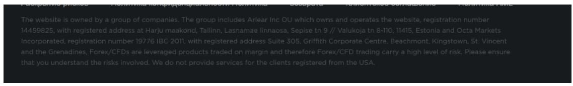 регистрация XenitFX