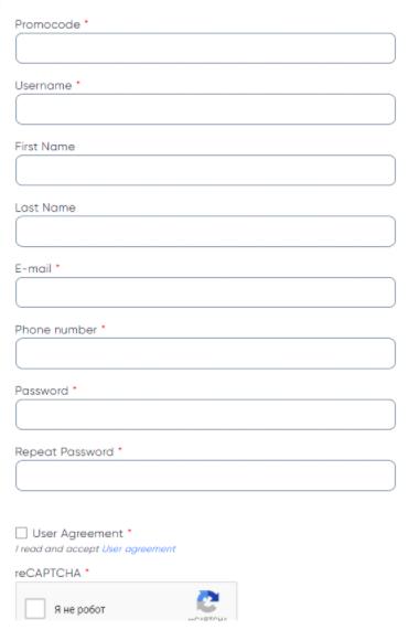 регистрация на Kusentrim