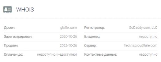 домен Gloffix