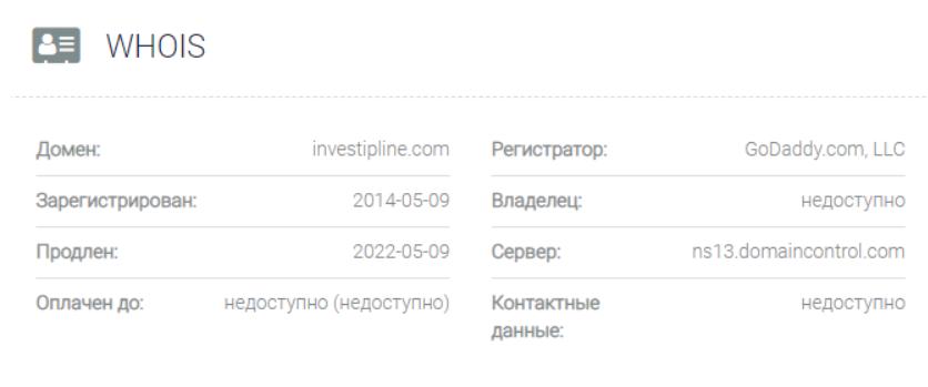домен InvestIpLine