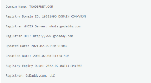 tradernet регистрация
