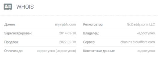 npbfx официальный сайт
